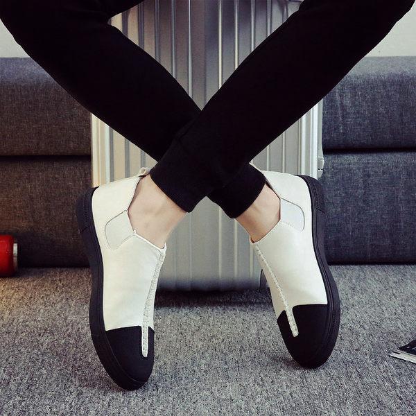 【618好康又一發】帆布鞋休閒鞋男男鞋子帆布鞋男士休閒鞋