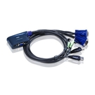 ATEN 2埠 USB KVM多電腦切換器 (CS62U) 【刷卡含稅價】