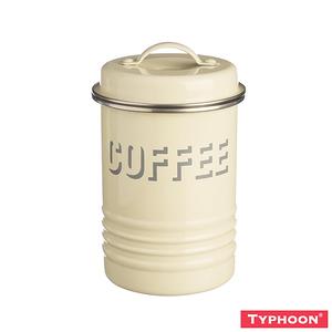【TYPHOON】復古儲存咖啡罐1-25L(米)