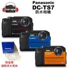 (贈國際水果碗) Panasonic 防水相機 DC-TS7 數位 防水 相機 防塵 防水 防寒 防摔 4K 公司貨 台南上新