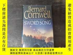 二手書博民逛書店sword罕見songY271632 bernard corns
