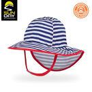 Sunday Afternoons 兒童抗UV防潑透氣護頸帽 S2F01553 / 城市綠洲(兒童遮陽帽、兒童護頸帽 、兒童防曬帽)