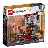 1月上旬預收 樂高LEGO Overwatch 鬥陣特攻 多拉多一決勝負 75973 TOYeGO 玩具e哥