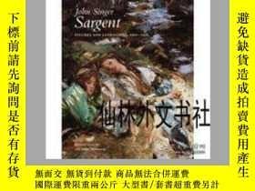 二手書博民逛書店【罕見】2012年出版 John Singer Sargent: