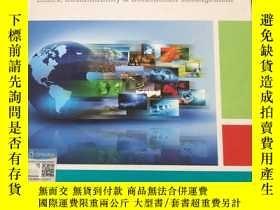 二手書博民逛書店Business罕見& Society Ethics,Sustainability & Stakeholder M