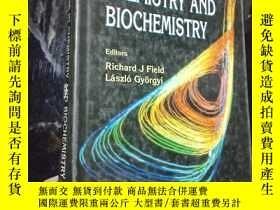 二手書博民逛書店chaos罕見in chemistry and biochemi