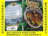 二手書博民逛書店Beast罕見Quest: Mortaxe the Skeleton Warrior. 野獸任務:骷髏戰士莫特克斯