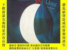 二手書博民逛書店Cache-Lune罕見(Français)平裝法語原版書Y18233 Eric Puybaret (Aute