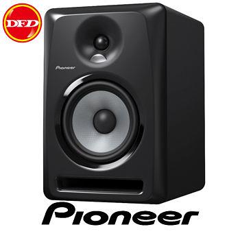 (預購) Pioneer DJ S-DJ60X 6吋主動式監聽喇叭 黑 (單支) 公司貨
