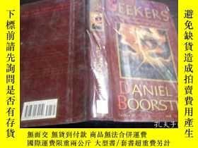 二手書博民逛書店英法德意等原版外文書罕見THE SEEKERS The Story Of Man s Continuing Que