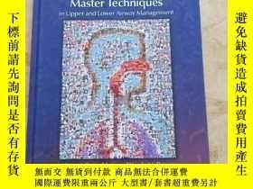 二手書博民逛書店Master罕見Techniques in Upper and