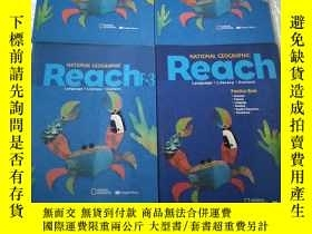 二手書博民逛書店NATIONAL罕見GEOGRAPHIC Reach (F1+F