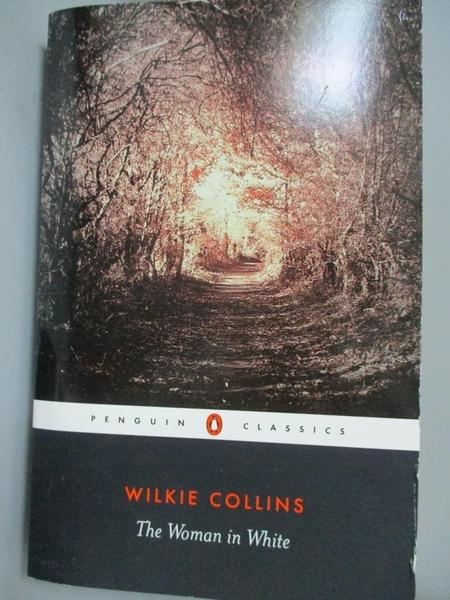 【書寶二手書T4/原文小說_HCK】The Woman in White_Collins, Wilkie/ Sweet,