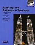二手書博民逛書店《Auditing and Assurance Services: An Integrated Approach》 R2Y ISBN:0132458934