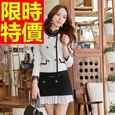 OL套裝(長袖裙裝)-上班族商務嚴選韓版職業制服59q20【巴黎精品】