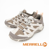 MERRELL(女) ALVERSTONE GORE-TEX郊山健行鞋 女鞋 - 卡其灰
