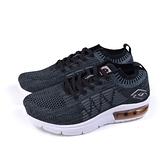 LOTTO 跑鞋 運動鞋 黑色 氣墊 針織 女鞋 LT9AWR0620 no003