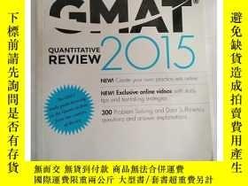 二手書博民逛書店罕見~ 外文書 The Official Guide for GMAT Quantitative RY2052