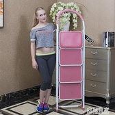 安實多功能梯子家用摺疊人字梯加厚三四步梯室內閣樓凳高爬梯扶梯  ATF  全館鉅惠