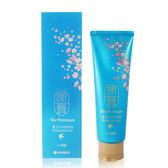 韓國LG ReEn 頂級潤膏 燕窩雙效護髮洗髮乳(藍色) 250ml【UR8D】