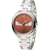 芬迪 FENDI 小怪獸系列時尚腕錶 F216037104D1