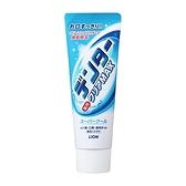 日本獅王極淨白牙膏清涼-直立型140gX6