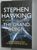 【書寶二手書T6/科學_ZJZ】The Grand Design_Stephen Hawking