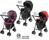 【優兒房】 Aprica 四輪自動定位導向型嬰幼兒手推車 SORARIA 星空系列