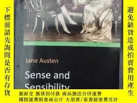 二手書博民逛書店Sense罕見and Sensibility(英文原版書)Y249948 英文 英文