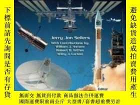 二手書博民逛書店Understanding罕見Space: An Introduction To Astronautics 3rd