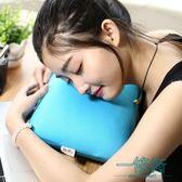 小枕頭午睡枕趴睡枕學生枕趴趴枕辦公室午休枕頭記憶棉枕芯兒童枕【一條街】