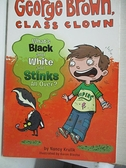 【書寶二手書T9/原文小說_GC8】What's Black and White and Stinks All Over?_Krulik, Nancy