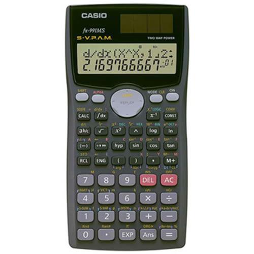 CASIO FX-991MS 工程用計算機用