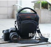 (交換禮物)佳能相機包原裝單反三角包77D800D70D80D750D6D60D5D4攝影包