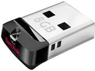 全新 SanDisk 新帝 Cruzer Fit CZ33 8G B 隨身碟 (黑)