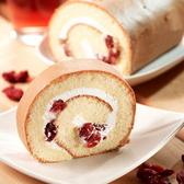 【3Q專業烘焙】楓糖蔓越莓捲