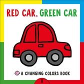 Red Car, Green Car-A Changing Colors Book 車車變變變 硬頁操作書(美國版)