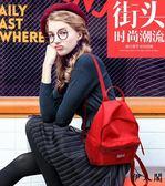 雙肩包女潮新款書包女學生背包