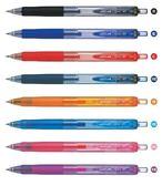 【買筆送芯】三菱uni UMN-138 0.38超細自動鋼珠筆8色組 Signo RT 買筆送芯