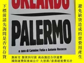 二手書博民逛書店Palermo罕見- a cura di Carmine Fotia e Antonio Roccuzzo(意大利