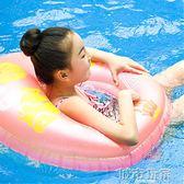 游泳圈 游泳圈成人加厚小寶寶男女孩充氣腋下圈3-6-10歲兒童游泳裝備 聖誕節狂歡