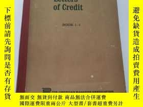 二手書博民逛書店Letters罕見of CreditY354667 The American Bankers Associat