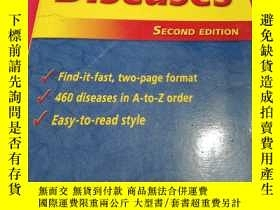 二手書博民逛書店Nurse s罕見Quick Check: Diseases(護