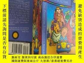 二手書博民逛書店THE罕見PHANTOM TOLLBOOTH:幽靈收費站Y200392