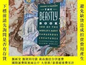 二手書博民逛書店The罕見Beastly Book 100 OF THE WOR