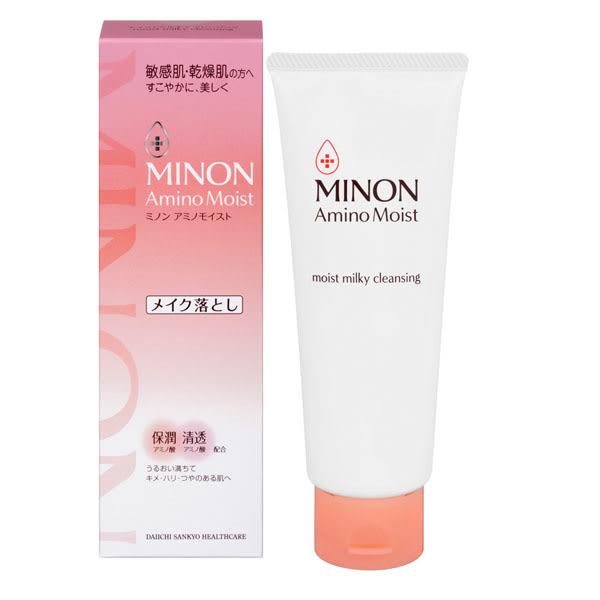 (免運)蜜濃 MINON 柔和保濕卸妝乳100g
