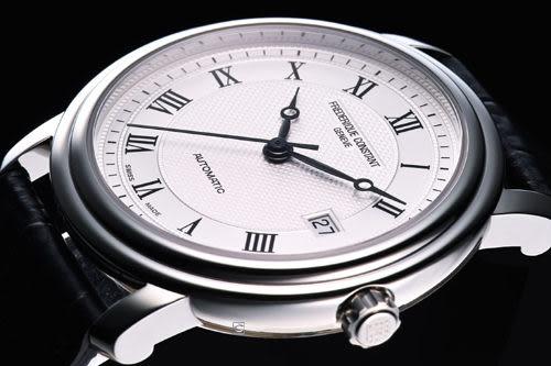 康斯登 CONSTAN 康斯登經典時尚機械腕錶 FC-303MC4P6  【寶時鐘錶】