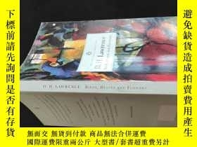 二手書博民逛書店D.H.LAWRENCE罕見BIRDS,BEASTS AND FLOWERSY168439 D.H.LAWRE