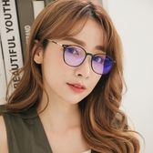ASLLY濾藍光眼鏡-使者的契約/TR90亮黑色中性款濾藍光眼鏡