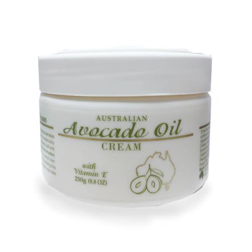 澳洲G&M 酪梨綿羊霜 Avocado oil Cream 250g